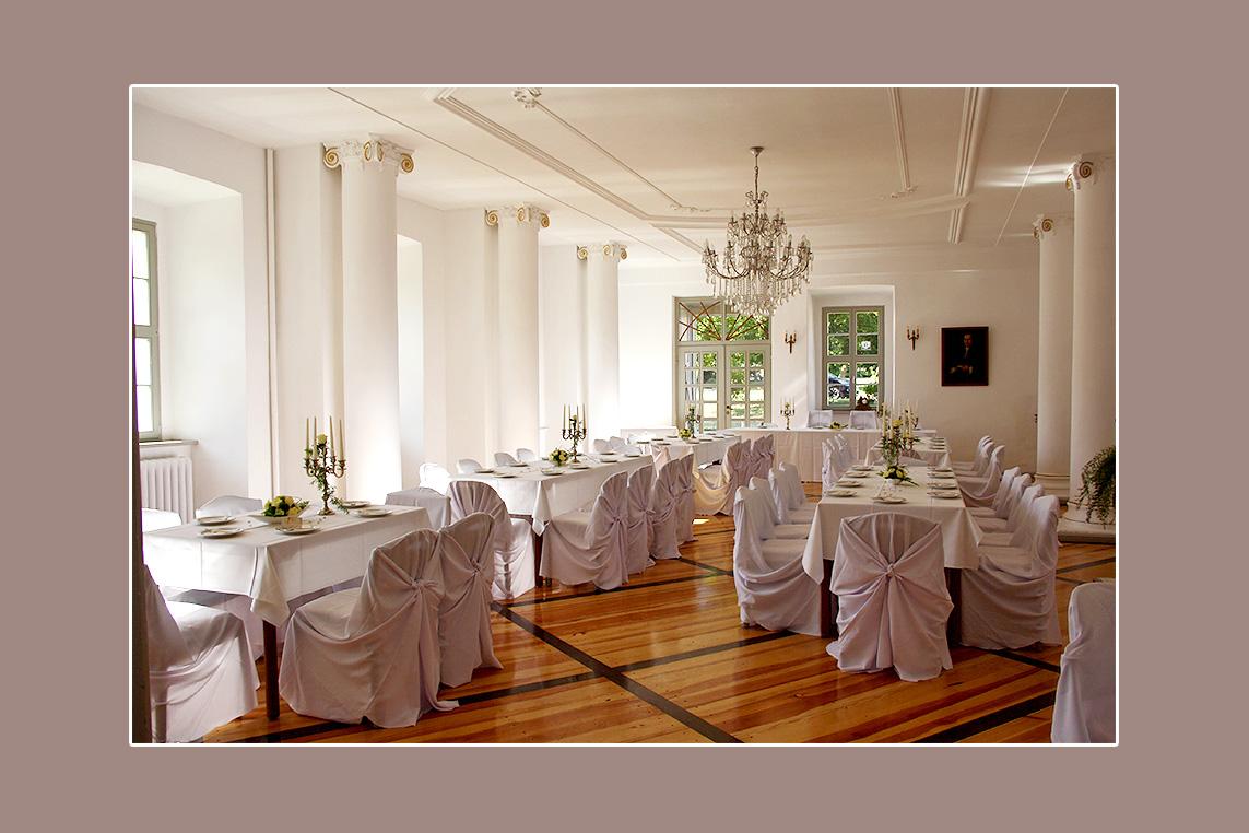 Hochzeitslocation Hochzeit Trauung in Schloss Gröditz Dresden Bautzen Görlitz